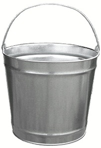w10120-galvanized-pails-by-witt-industries-12qt