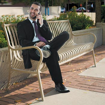 hamilton-vertical-slat-outdoor-benches-by-ultraplay