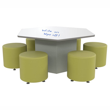 sonik-dry-erase-hexagon-table-soft-seating-packages-by-marco-group