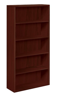 h105535-10500-series-bookcase-w-5-shelves