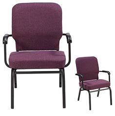 htb1041-tall-wing-back-oversized-padded-stack-chair-with-arms-designer-fabric