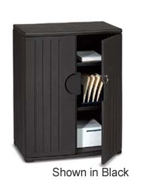 92562-36wx22dx46h-gray-resinite-storage-cabinet-with-locking-doors-2-fixed-shelves