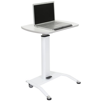 lx-pnadj-wh-pneumatic-height-adjustable-desk-lectern