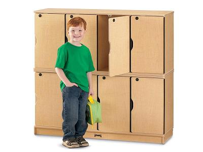 4696jc011-maplewave-4-section-double-stack-lockable-lockers-45-12-h