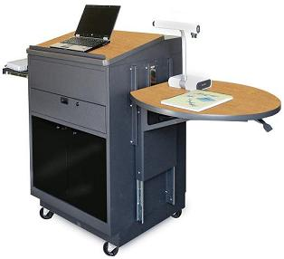 zlma3030-media-center-lectern-cart-acrylic-doors