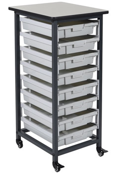 mobile-single-row-bin-storage-unit-by-luxor