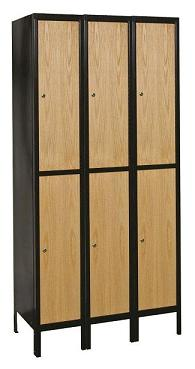uw3288-2a-mew-metal-wood-hybrid-double-tier-3-wide-locker-assembled-12-w-x-18-d-x-36-h