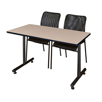 mktrct4830xx75bk-kobe-training-table-2-mario-chairs-48-x-30-w