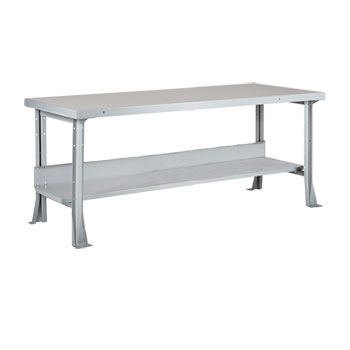 mlb-2318-heavy-duty-industrial-steel-bench-72-x-36-with-2-steel-top