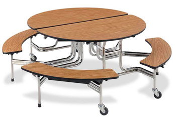 virco-oval-mobile-bench-table
