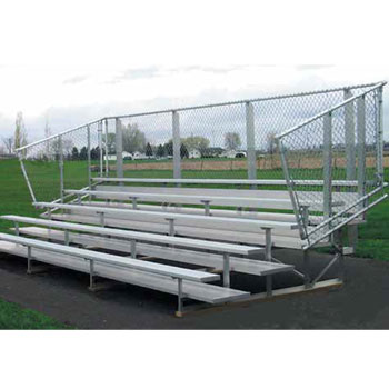 nb-0515avpprf-5-row-preferred-bleacher-with-vertical-picket-guardrail-double-foot-plank-50-seats