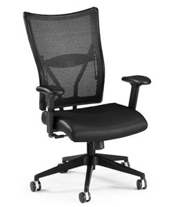 591l-executive-leather-mesh-midback-chair