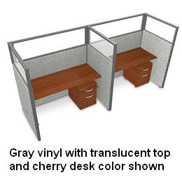 t1x26360v-rize-series-privacy-station-1x2-configuration-w-full-vinyl-63-h-panel-5-w-desk