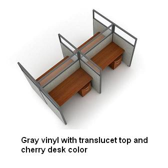 t2x26348v-rize-series-privacy-station-2x2-configuration-w-full-vinyl-63-h-panel-4-w-desk