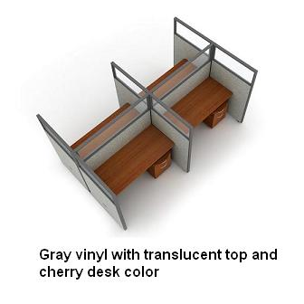 t2x26360p-rize-series-privacy-station-2x2-configuration-w-translucent-top-63-h-panel-5-w-desk
