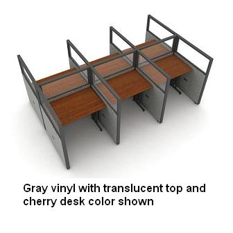 t2x34737v-rize-series-privacy-station-2x3-configuration-w-full-vinyl-47-h-panel-3-w-desk