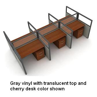 t2x34748v-rize-series-privacy-station-2x3-configuration-w-full-vinyl-47-h-panel-4-w-desk