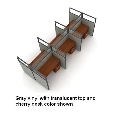 t2x36337v-rize-series-privacy-station-2x3-configuration-w-full-vinyl-63-h-panel-3-w-desk