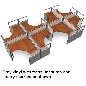 r2x46360p-rize-series-cubicle-2x4-configuration-w-translucent-top-63-h-panel-5-w-desk