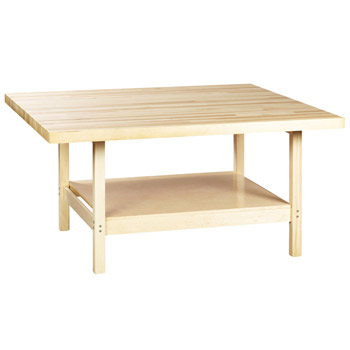 wooden-four-station-student-workbench-table-by-shain