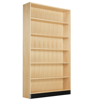 os1427-maple-storage-bookcase-48-w-x-22-d