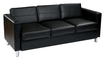 Office Star Pacific Sofa Pac53 V18 Reception Amp Waiting