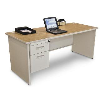 pdr7230sp-pronto-single-pedestal-desk-30-x-72