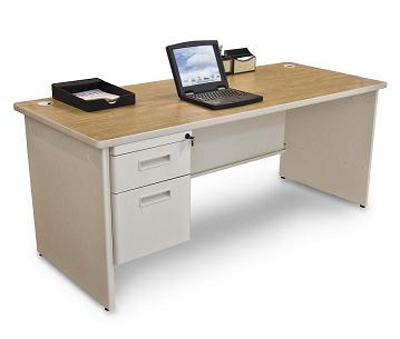 pdr7236sp-pronto-single-pedestal-desk-36-x-72