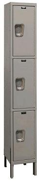 uy1228-3-maintenance-free-quiet-triple-tier-1-wide-locker-unassembled-12-w-x-12-d-x-36-h