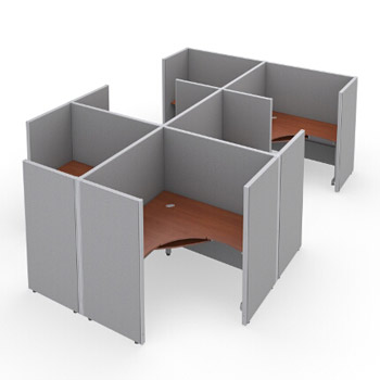 r2x36360v-rize-series-cubicle-2x3-configuration-w-full-vinyl-63-h-panel-5-w-desk