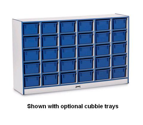 0431jcww-rainbow-accents-mobile-tray-cubbie-unit-30-tray-w-trays