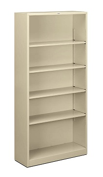 hs72abc-brigade-metal-bookcase-w-5-shelves