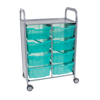 callero-antimicrobial-double-cart-w-8-deep-trays