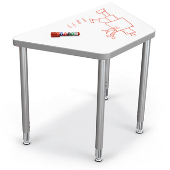 trapezoid-snap-desk-with-dry-erase-top-by-balt