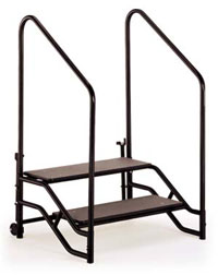 st2-36wx32dx55h-2-step-portable-step-for-16-and-24-high-stages-handrails-included