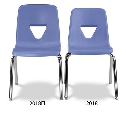 Extra Large Virco School Chairs