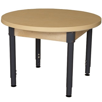 wd48rndhpla-activity-table-w-adjustable-legs