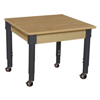 mobile-hardwood-table-with-adjustable-legs-24-square