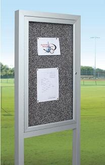 94hacs-op-rt-all-weather-herald-standing-enclosed-bulletin-board-cabinet-3-w-x-4-h