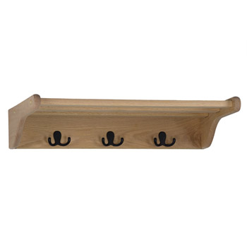 24twl-lk-black-hooks-towel-rack