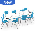 Click to see all Dry Erase Tables
