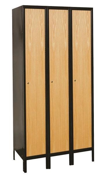 uw3288-1mew-metal-wood-hybrid-single-tier-3-wide-locker-unassembled-12-w-x-18-d-x-72-h