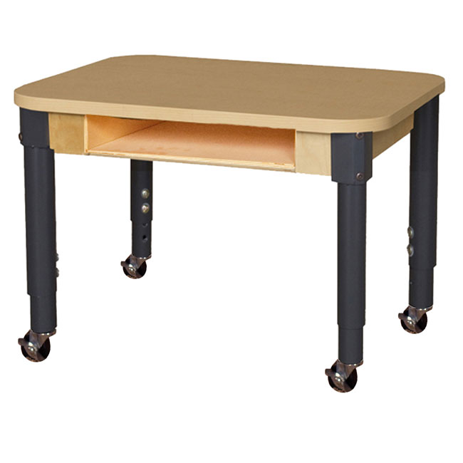 mobile-laminate-desk-with-adjustable-legs-24-x-18-rectangle