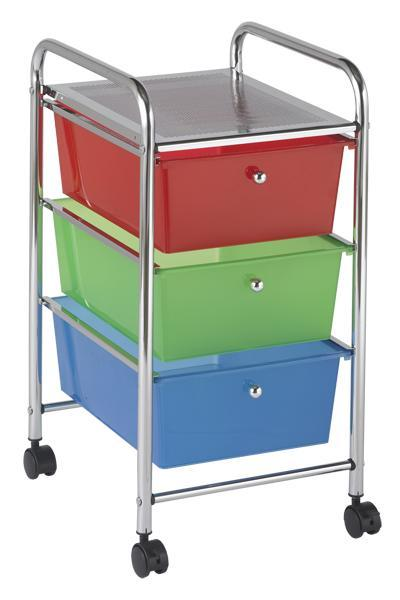 elr-0852-mobile-organizer-cart-3-drawer