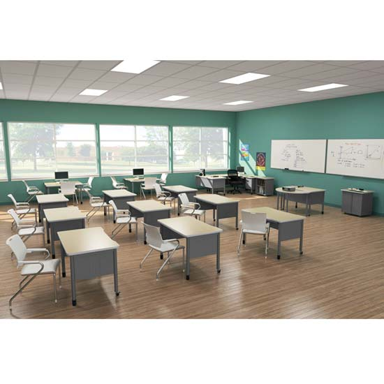 Modular Classroom Seating ~ Features