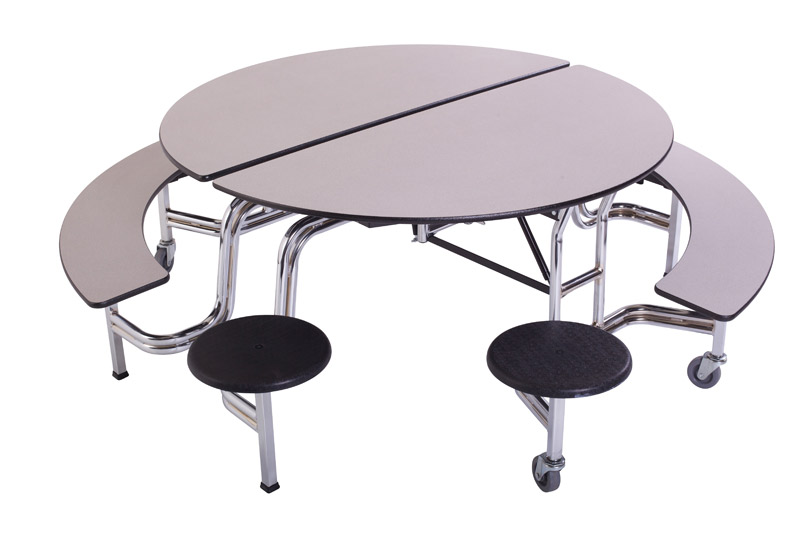 msbr6042-mobile-round-bench-stool-table