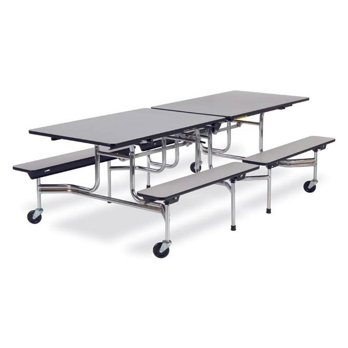 mtb152712-12x30x27h-15h-bench-gray-nebula-topbench-chrome-frame-mobile-table