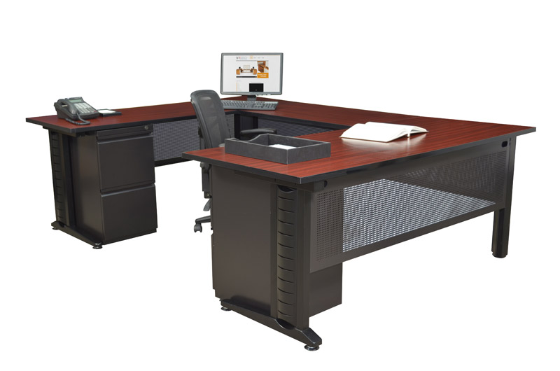 mud723048-fusion-double-pedestal-u-desk