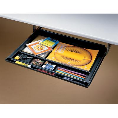 ofd185-optional-center-desk-drawer-black-finish1