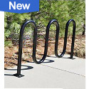 Click to see all Outdoor Bike Racks